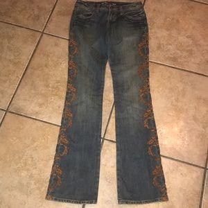 Double D Ranch Jeans Size 2/26